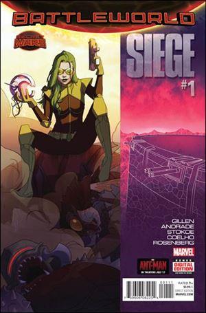 Siege (2015) 1-A