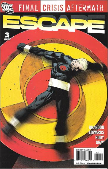 Final Crisis Aftermath: Escape 3-A by DC