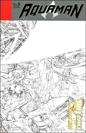 Aquaman (2011) 6-B