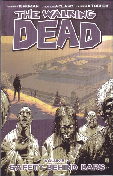 Walking Dead 3-B by Skybound Entertainment