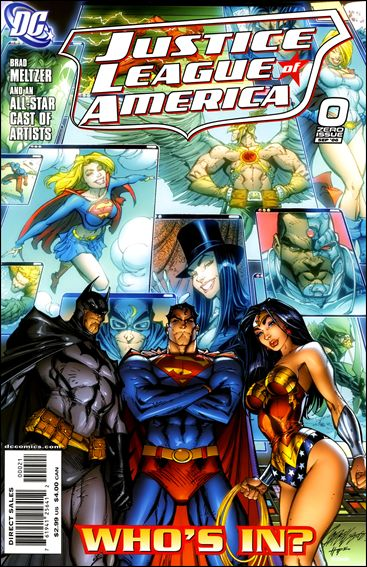 Justice League of America (2006) 0-B by DC