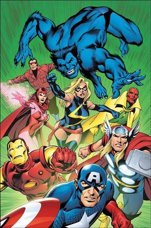 Avengers (1963) 676-B