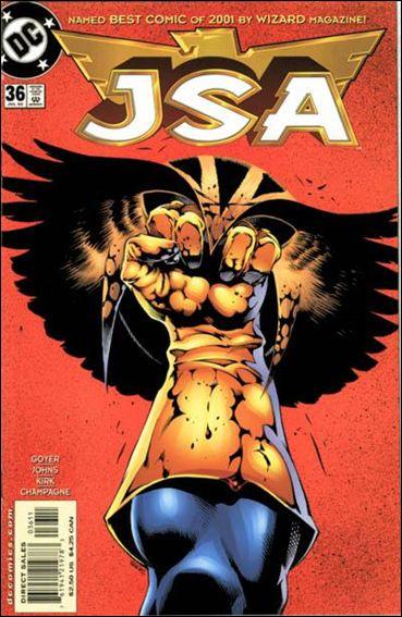 JSA 36-A by DC