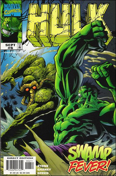 Hulk (1999) 6-A by Marvel