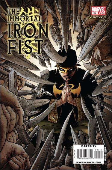 Immortal Iron Fist 24-A by Marvel