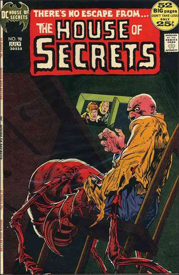 House of Secrets (1956) 98-A by DC