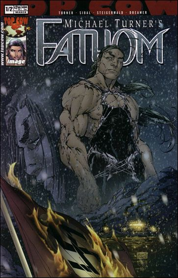 Fathom (1998) 1/2-E by Top Cow