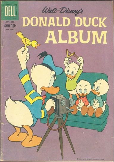 Four Color (1942) 1140-B by Dell