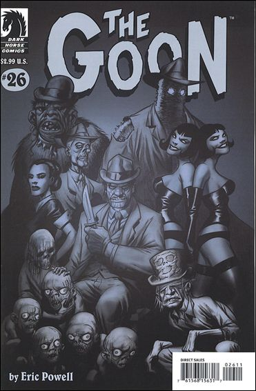 Goon (2003) 26-B by Dark Horse