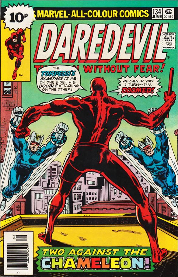 Daredevil (1964) 134-C by Marvel