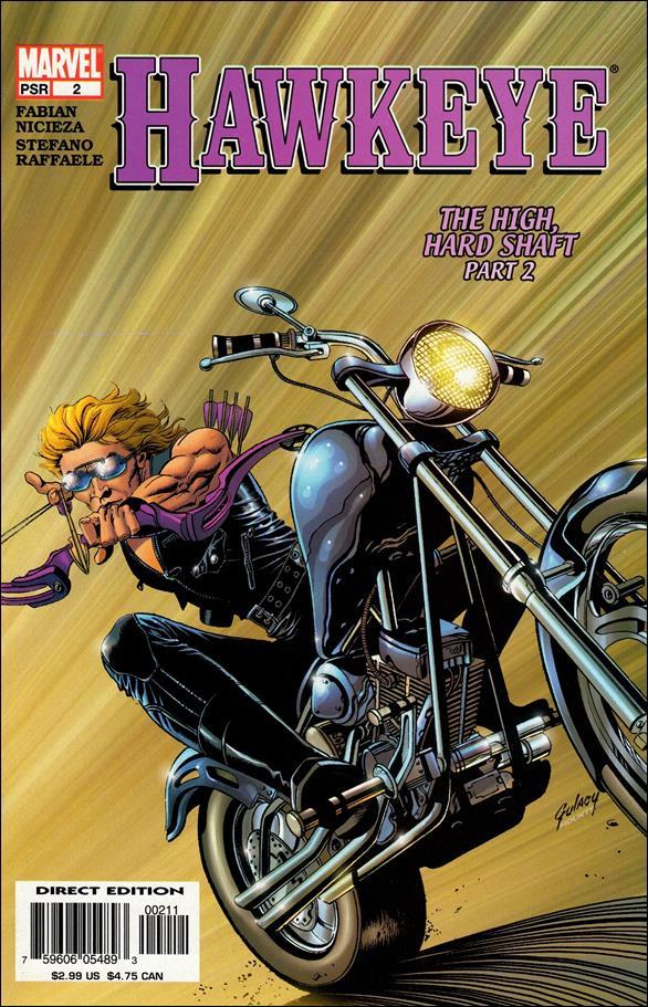 Hawkeye (2003) 2-A by Marvel