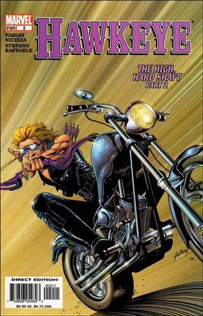 Hawkeye (2003) 2-A