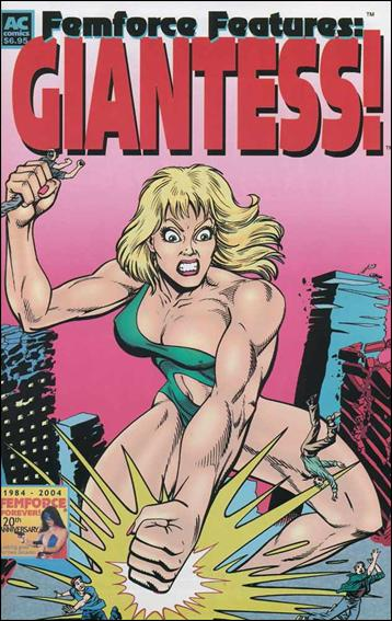 Femforce Features: Giantess 1-A by AC