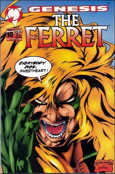 Ferret (1993) 10-A by Malibu