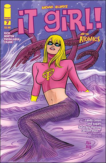 It Girl! and the Atomics 7-A by Image