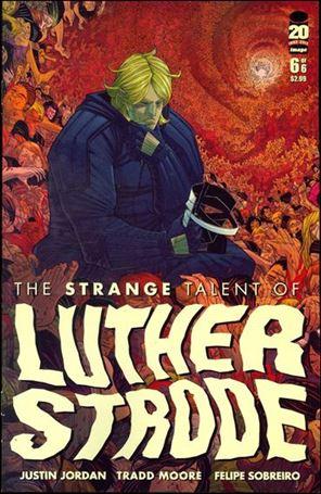 Strange Talent of Luther Strode 6-A
