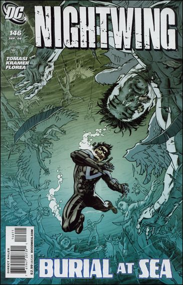 Nightwing (1996) 146-A by DC