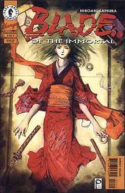 Blade of the Immortal 14-A by Dark Horse
