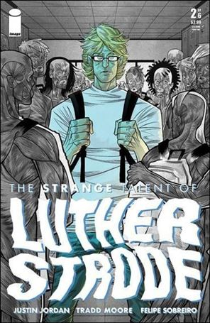 Strange Talent of Luther Strode 2-B