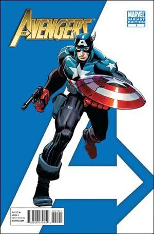 Avengers (2010) 1-D
