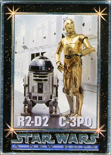 Star Wars: A New Hope (Base Set) 19-A by Metallic Images