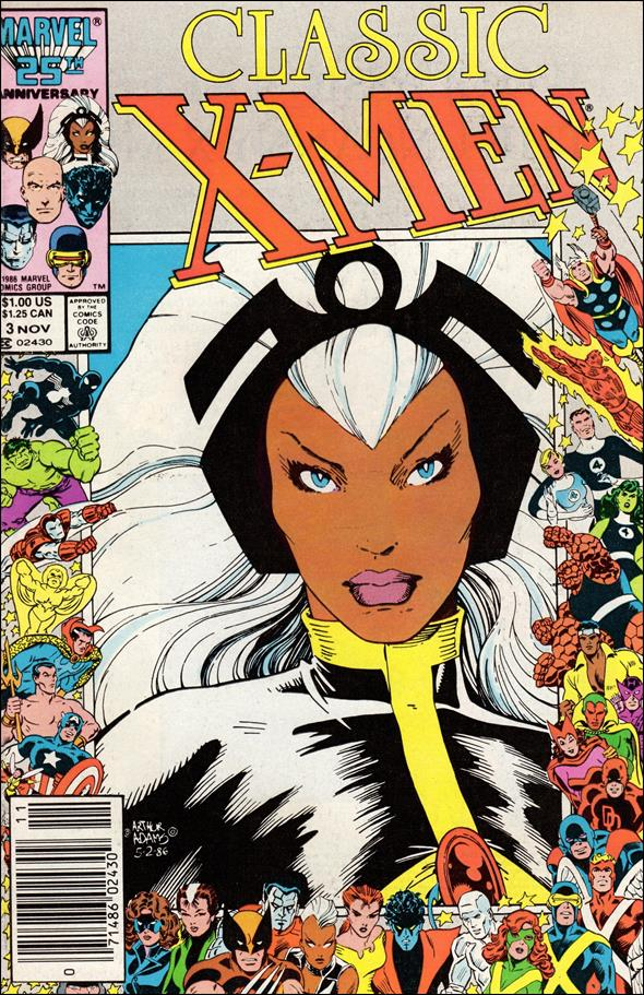 Classic X-Men 3-A by Marvel