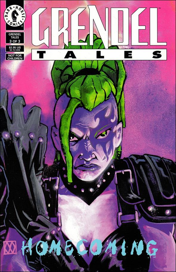 Grendel Tales: Homecoming 3-A by Dark Horse