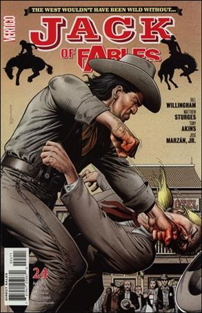Jack of Fables 24-A