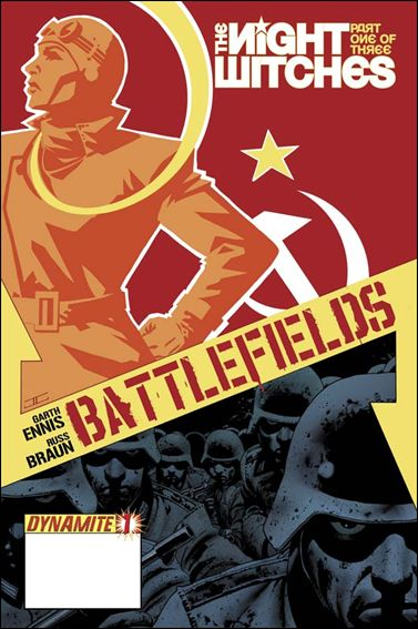 Battlefields: The Night Witches 1-B by Dynamite Entertainment