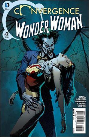 Convergence Wonder Woman 2-A