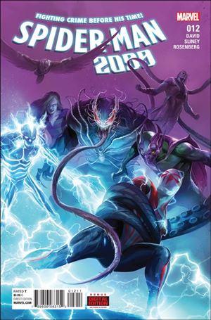 Spider-Man 2099 (2015) 12-A