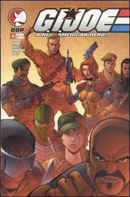 G.I. Joe (2001) 26-A by Devil's Due