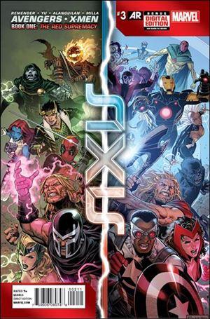 Avengers & X-Men: AXIS 3-A
