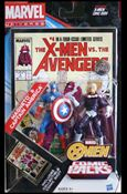 Marvel Universe: X-Men (Comic-Packs)  Magneto and Captain America