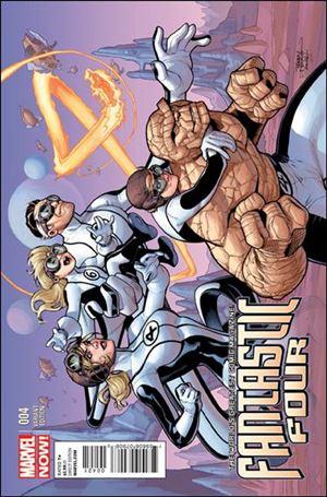Fantastic Four (2013) 4-B