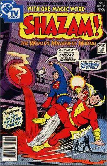 Shazam! 30-A by DC