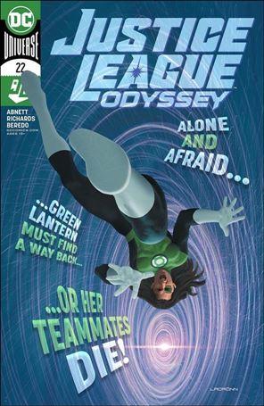 Justice League Odyssey 22-A