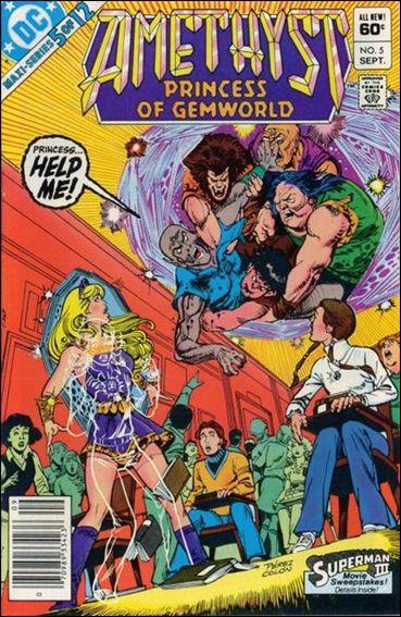 Amethyst, Princess of Gemworld (1983) 5-A by DC