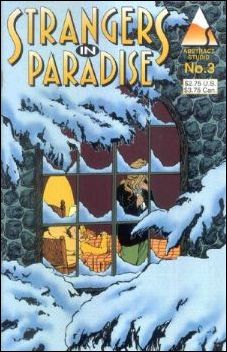 Strangers in Paradise (1994) 3-B by Abstract Studio