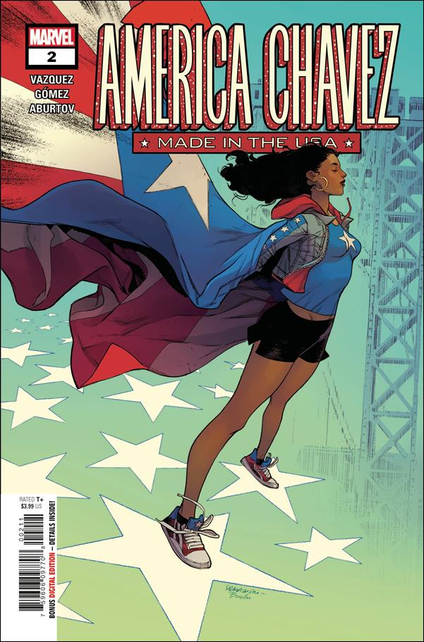 America Chavez: Made in the USA 2-A by Marvel