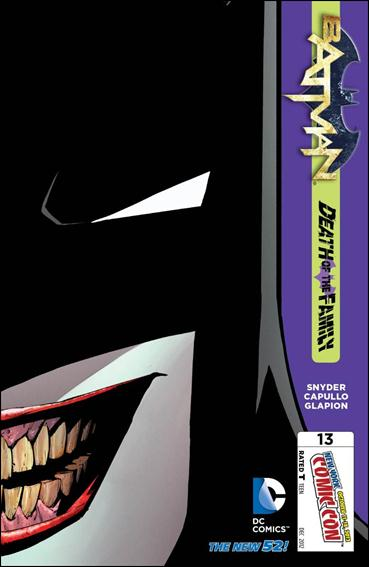 Batman (2011) 13-Z-INVALID by DC