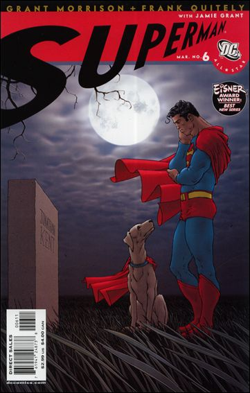 All Star Superman 6-A by DC