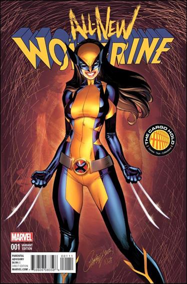 All-New Wolverine  1-J by Marvel