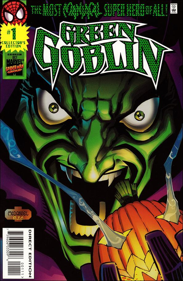 Green Goblin 1-A by Marvel