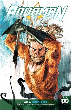 Aquaman (2017) 6-A