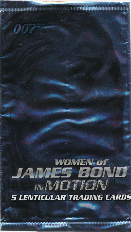 Women of James Bond in Motion 2-A by Rittenhouse