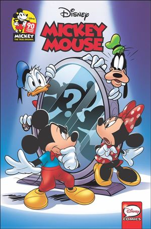 Mickey Mouse: The Quest for the Missing Memories nn-A