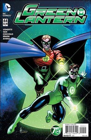 Green Lantern (2011) 44-B