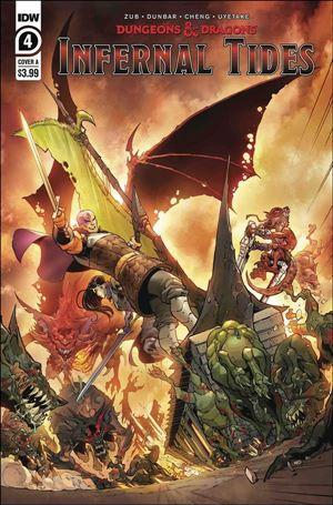 Dungeons & Dragons: Infernal Tides 4-A
