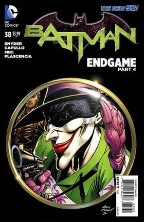 Batman (2011) 38-E